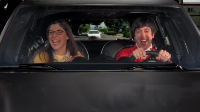 Missing Headrests (The Big Bang Theory)