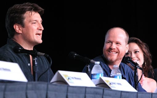 Firefly at Comic-Con