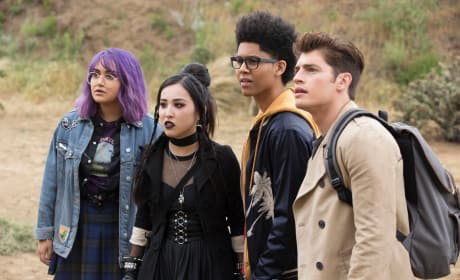 Home Sweet Home - Marvel's Runaways Season 2 Episode 1