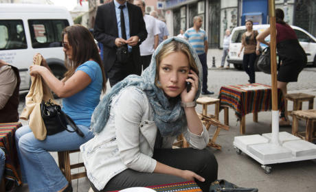 Instanbul - Covert Affairs