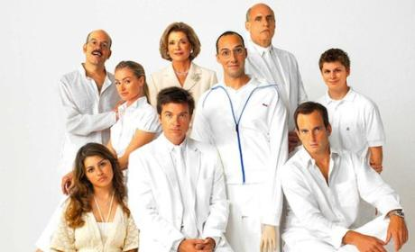 Arrested Development  Cast Pic