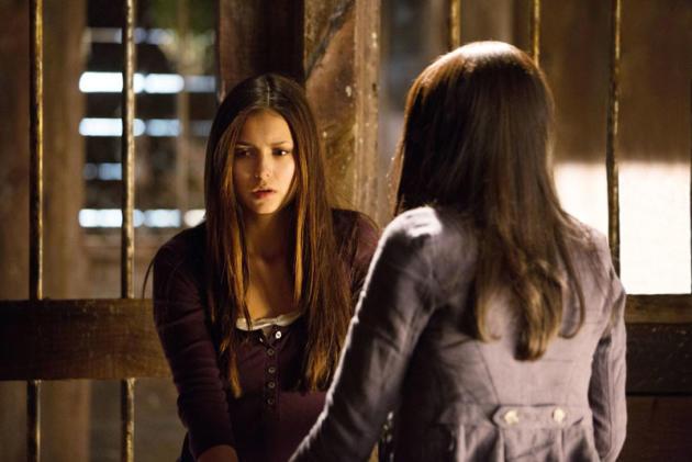 Elena Behind Bars
