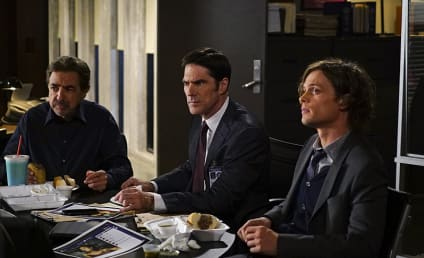 Criminal Minds Season 10 Episode 7 Review: Hashtag