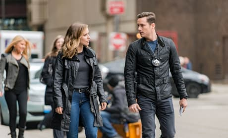 Meeting Her Father - Chicago PD
