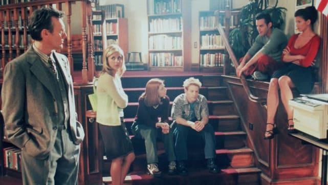 Sunnydale High -- Buffy the Vampire Slayer