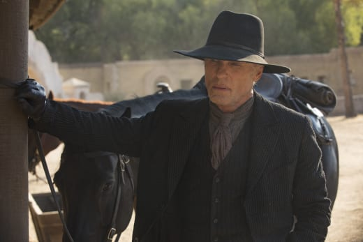 Bill Grows - Westworld Season 2 Episode 4