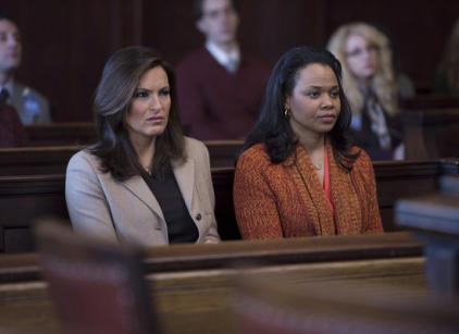 Watch Law & Order: SVU Season 14 Episode 13 Online