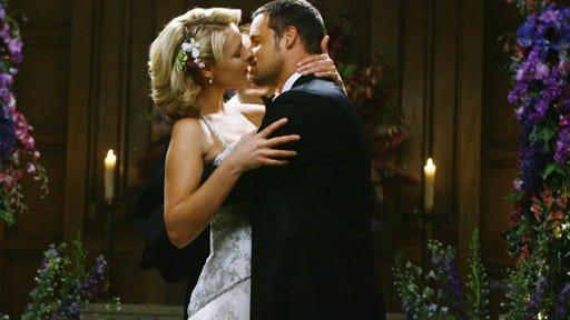 The Newlyweds Embrace