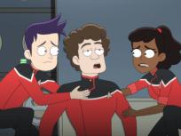 Boimler, Fletcher, and Mariner - Star Trek: Lower Decks