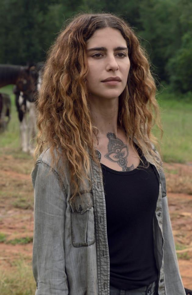 More Than Meets The Eye - The Walking Dead Season 9 Episode 7