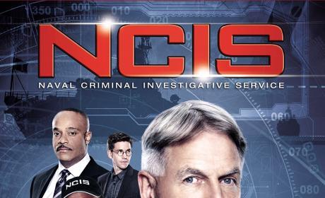 NCIS DVD cover
