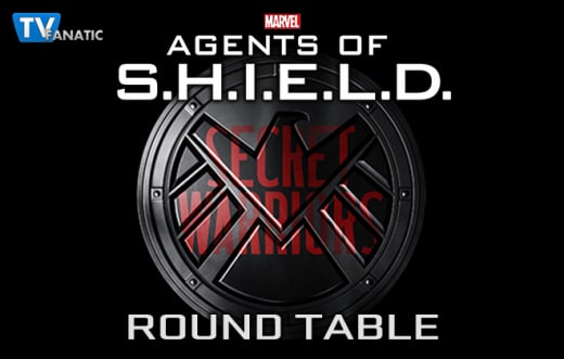 Agents of SHIELD Round Table S3 - depreciated -