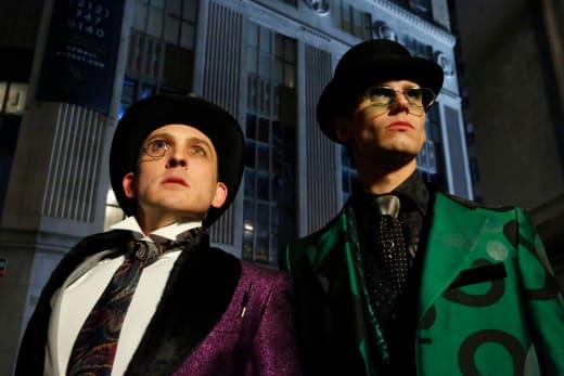 Team Trouble - Gotham Season 5 Episode 12