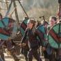 Lagertha Fights Back - Vikings Season 4 Episode 19