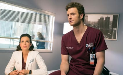 Chicago Med Season 2 Episode 22 Review: White Butterflies