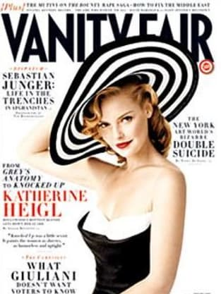 Katherine Heigl: Vanity Fair