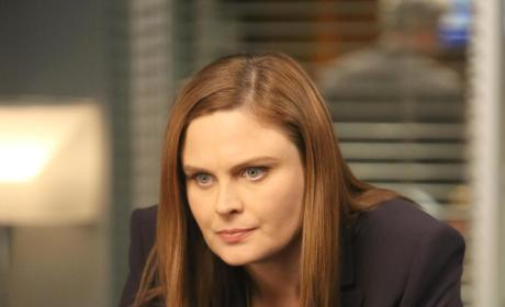 Brennan is Serious - Bones Season 10 Episode 18