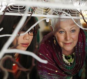 Betty and Lynn Redgrave