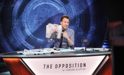 The Opposition with Jordan Klepper Review: The First Week