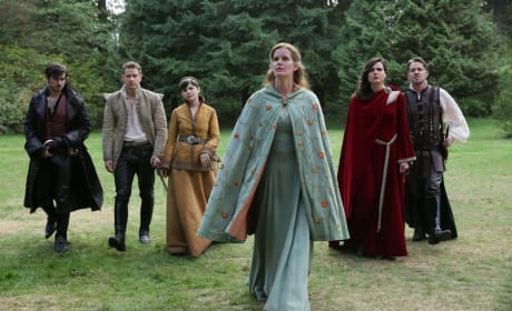 Zelena To the Rescue - Once Upon a Time Season 5 Episode 7