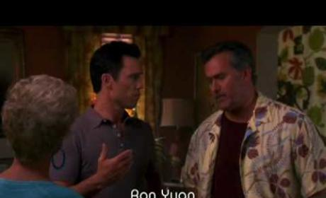 Burn Notice Clip