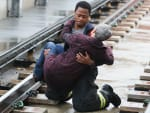 Ritter - Chicago Fire Season 9 Episode 2