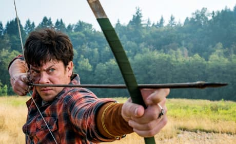 Bow at the Ready - The Librarians Season 4 Episode 11