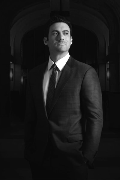 Morgan Spector as Mayor Bobby Golec - Pearson