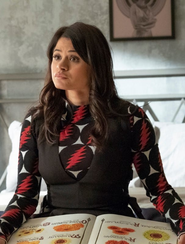 Surprised Mel - Charmed (2018) Season 1 Episode 13