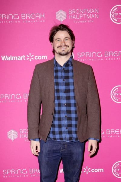 Jason Ritter Attends Movie Premiere