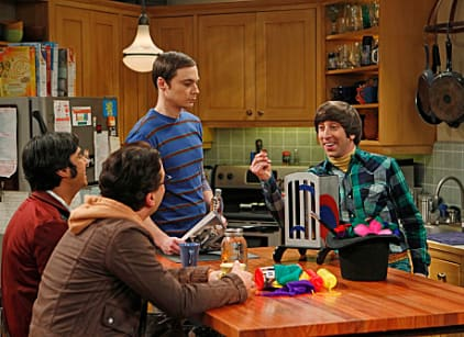 Watch The Big Bang Theory Season 5 Episode 12 Online