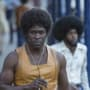 Gbenga Akinnagbe on The Deuce Season 1 Episode 8