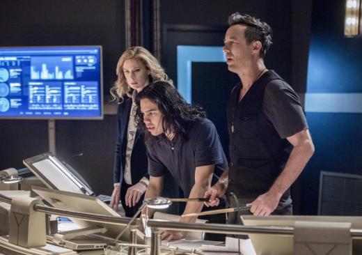Team Guidance - The Flash Season 3 Episode 22