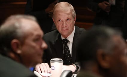 "Jeff Perry Teases ""Scary"" Scandal Season Finale, A Ticking Bomb"