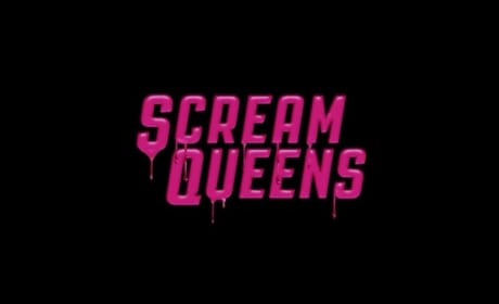 Scream Queens Super-Sized Main Title Sequence - Don't Close Your Eyes!