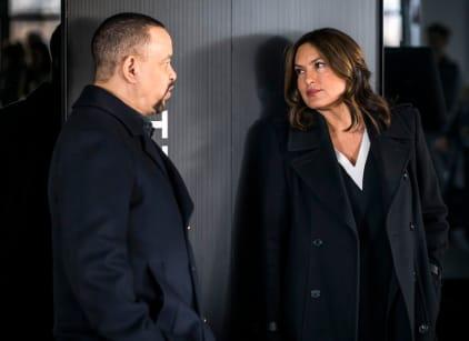 Watch Law & Order: SVU Season 18 Episode 15 Online