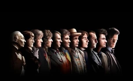 Doctor Who 50th Anniversary Promo