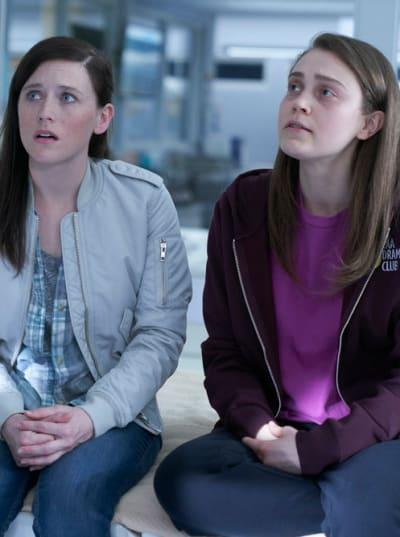 Maya and Lexi - Nurses Season 1 Episode 8