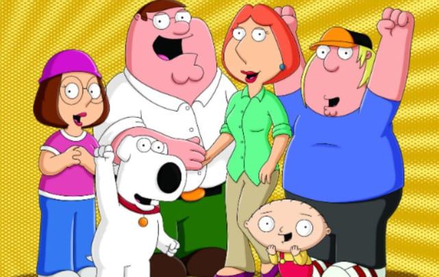 Family Guy - Certain Renewal