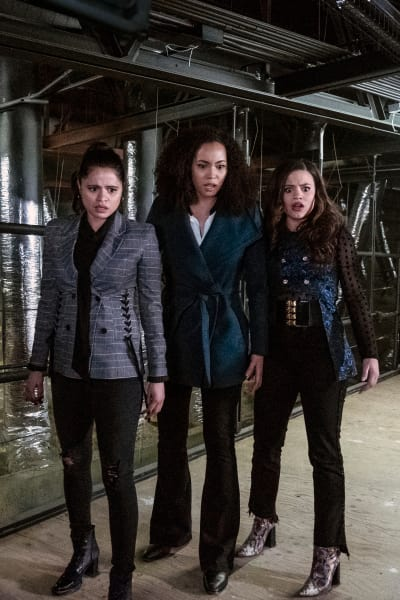 Power Of Three - Charmed (2018) Season 1 Episode 11