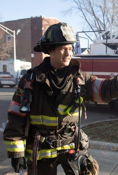 Severide - Chicago Fire Season 8 Episode 13