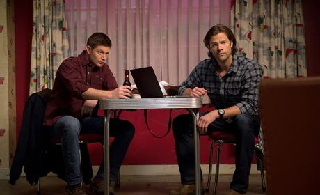 Not joking around - Supernatural Season 11 Episode 13