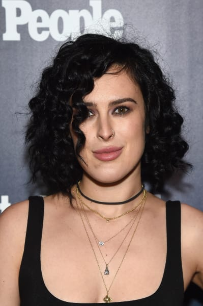 Rumer Willis attends Upfronts Party