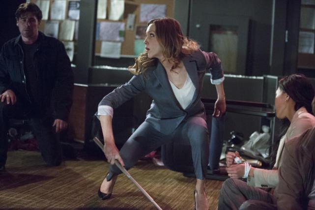 Laurel Kicking Ass!