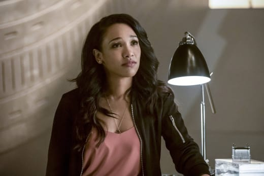 Lost in Thought - The Flash Season 3 Episode 21