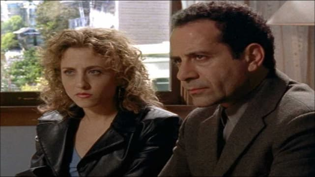 Monk: Adrian Monk and Sharona Fleming
