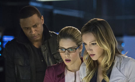 The New Team Arrow Season 3 Episode 21