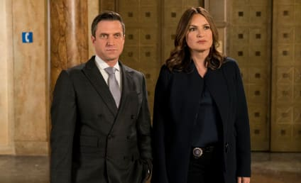 Law & Order: SVU Season 18 Episode 19 Review: Conversion