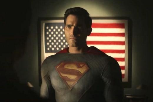 Tyler Hoechlin for Superman & Lois
