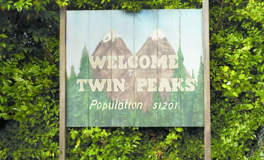 The Town of Twin Peaks